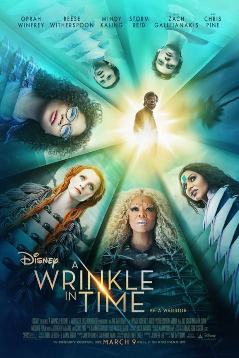 A Wrinkle In Time-2018